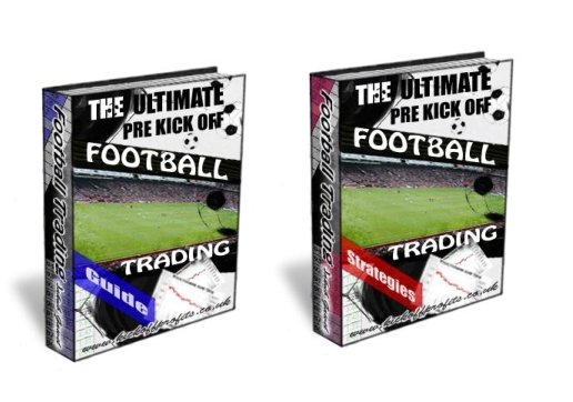 The Ultimate Pre Kick Off  Football Trading Pack