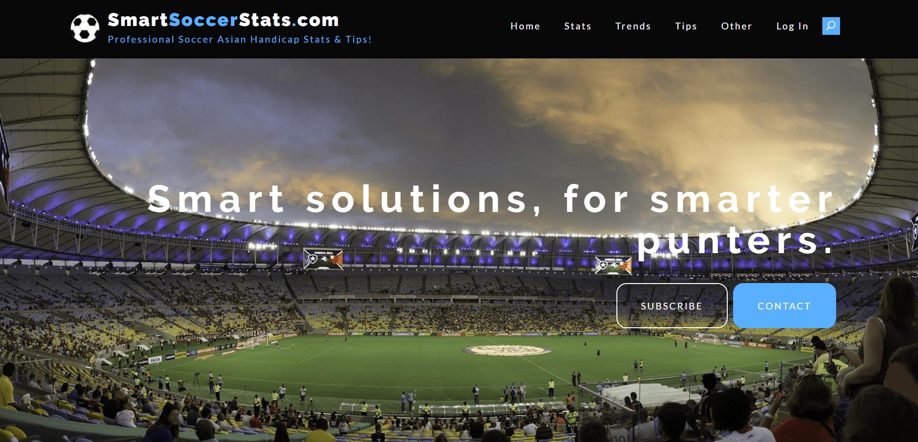 Smart Soccer Stats