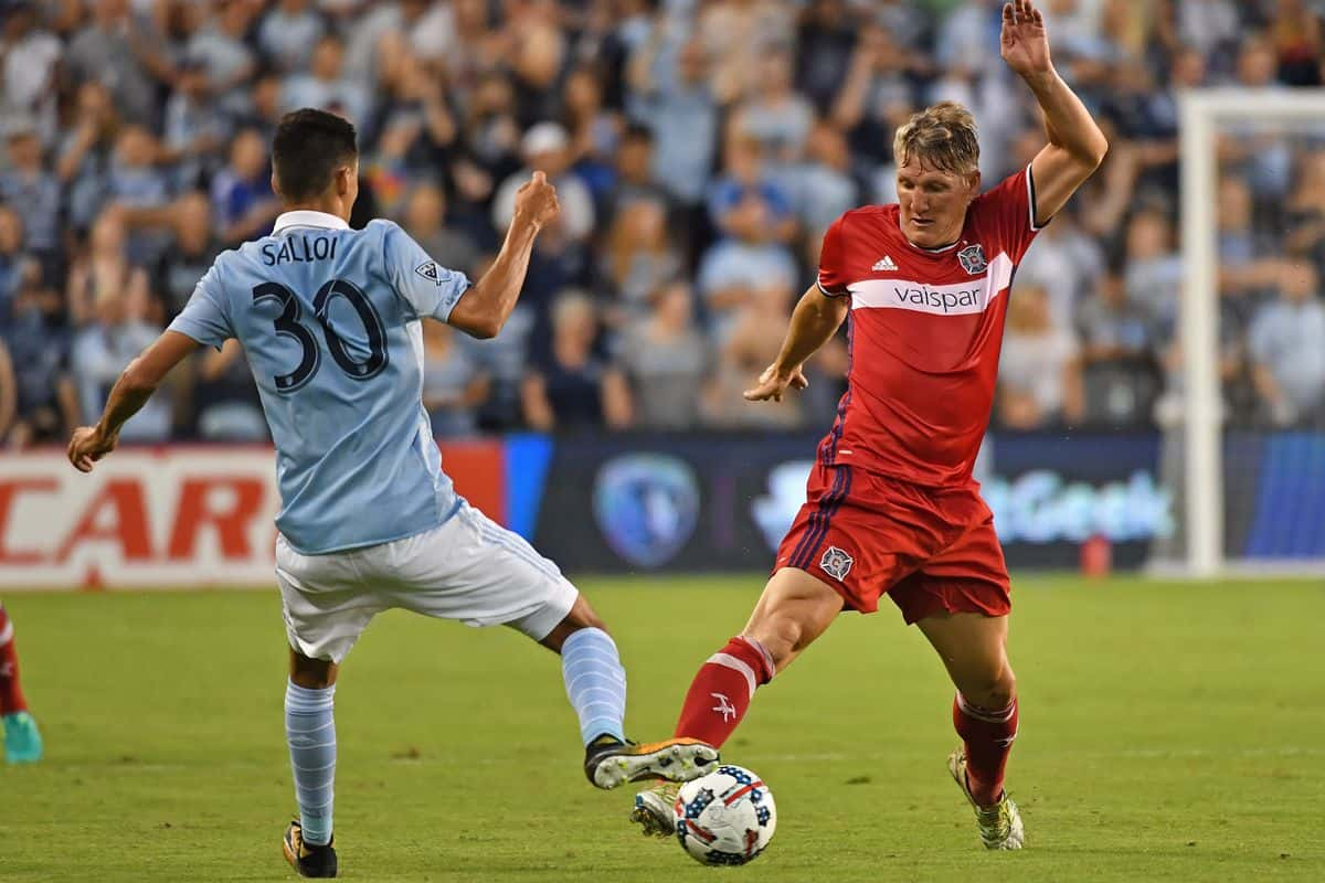 10-03-2018 – Chicago Fire vs Sporting Kansas City