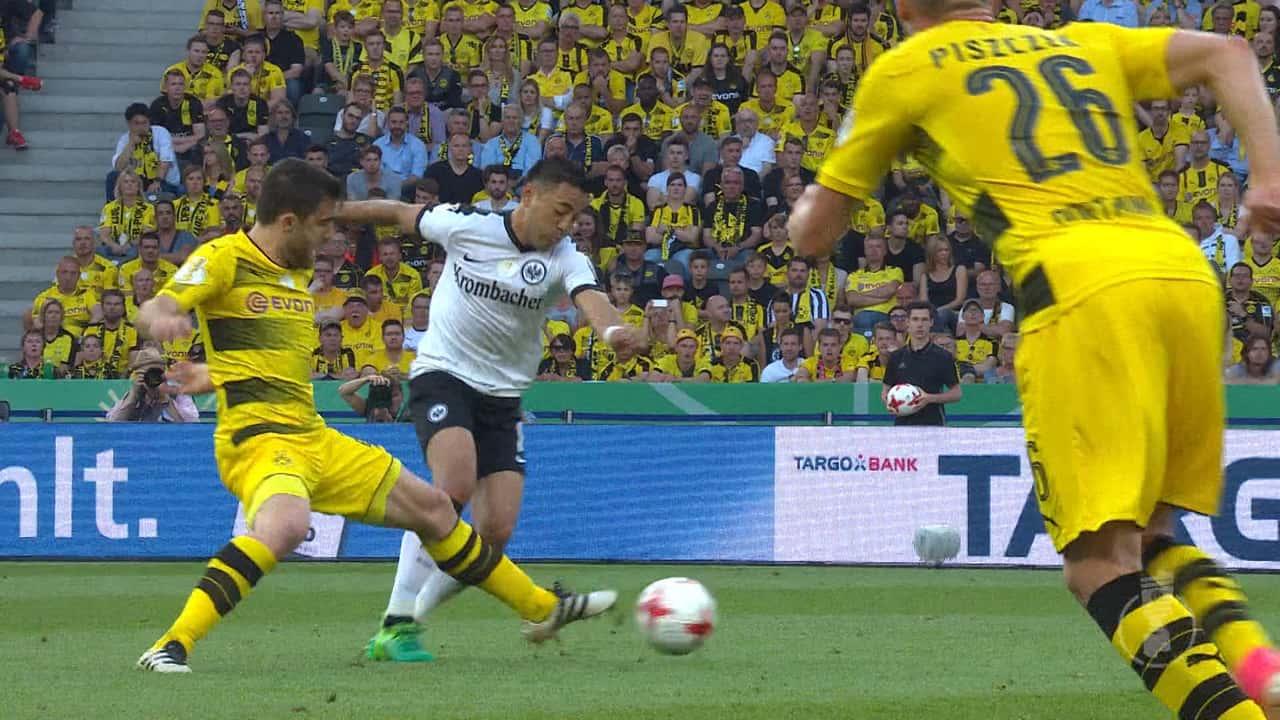 11-03-2018 – Dortmund vs Eintracht Frankfurt