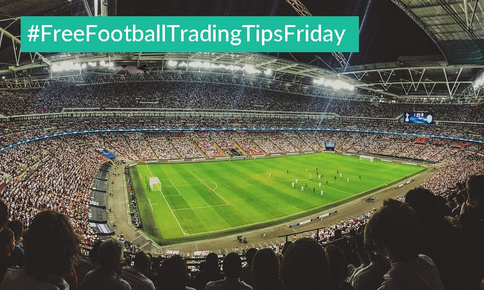 30-03-2018 #FreeFootballTradingTipsFriday