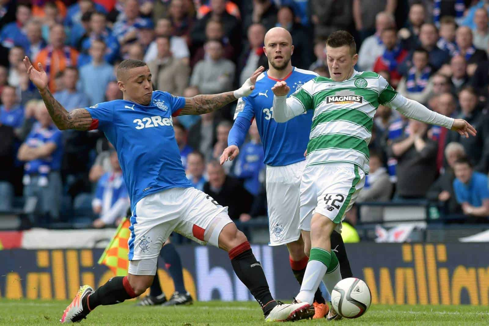 11-03-2018 – Rangers vs Celtic