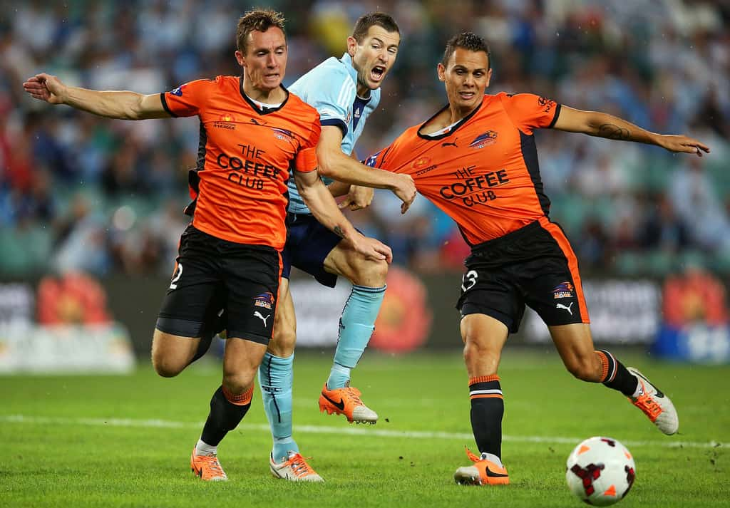 17-03-2018 – Sydney FC vs Brisbane Roar
